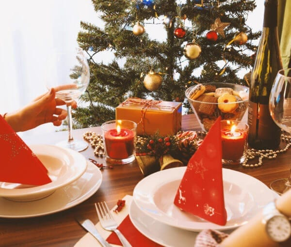 Making Simple Christmas Menus