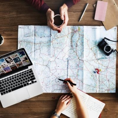RYouReadytoOrganize Episode 5-Home Organization Maps